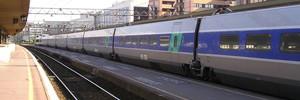 TGV lille